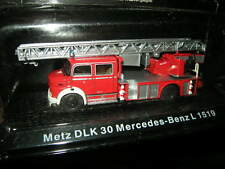 1:72 Ixo Metz DLK 30 Mercedes-Benz L 1519 POMPIERI VP