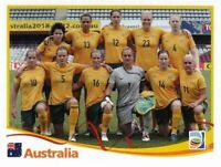 Panini WM 2011 274 Australien Australia Team World Cup 11 Women Frauen