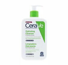 Cerave Hydrating Cleanser 16 oz 473ml