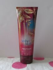 Bath & Body Works - Amber Blush  - Triple Moisture Body Cream