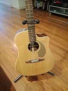 Fender Redondo Electric Acoustic Guitar