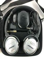 Bose 349219-0010 QuietComfort 3 Noise Cancelling Headphones - Black