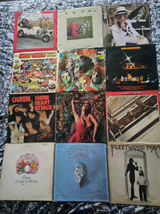 Huge Joblot of 86 Vinyl LP's – Please Read Description