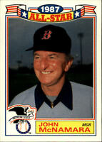 1988 Topps Glossy All-Stars Singles (Pick Your Cards)