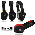 Wireless Bluetooth 4.1 Deep Bass Stereo Headset Earphone Headphone For iPhone