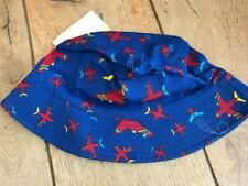 baby babies boys navy pale blue red PLANE WINTER HAT hats mitts 3-12 MONTHS