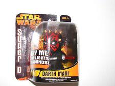 Star Wars, Hasbro, Darth Maul, Super D Palm Talker, Moc
