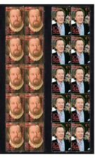 GEOFFREY RUSH SET OF 2 CINEMA CENTENARY MINT VIGNETTE STAMPS