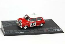 Mini Cooper IXO Diecast Rally Cars