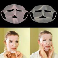 feuchtigkeitsspendenden silikon - maske auf verhindern, dass kern eindampfen