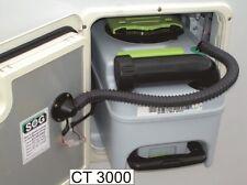 SOG 1 Typ 3000A weiß Toilettenentlüftung für Dometic Toilette CT 3000 CT 4000