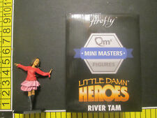 Lootcrate Firefly River Tam Little Damn Heroes Mini Masters by QMx