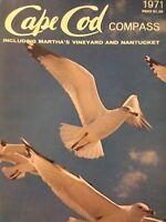 Cape Cod Compass Magazine John Hare's Cape Cod 1971 020119nonrh