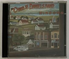 The Charlie Daniels Band Windows CD 1982 Epic 487510 2 w BOOKLET Country Rock