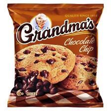 Grandma's Homestyle Cookies, Chocolate Chip, 2.5 oz, 33 ct Packages = 66 Cookies