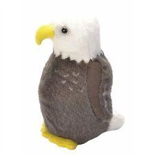 BALD EAGLE Audubon Bird w/ call PLUSH stuffed animal Wild Republic