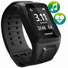 TomTom Spark - Cardio - Music - Black - Small - GPS Multi Sport Watch (U)