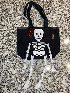 Papyrus Halloween Bag - Skeleton