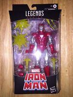 Marvel Legends IRON MAN SILVER CENTURION Action Figure Walgreens Exclusive