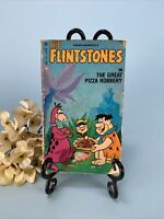 VINTAGE - THE FLINTSTONES - IN THE GREAT PIZZA ROBBERY - 1978