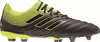 adidas Performance Herren Nocken Fussballschuhe Copa 19.3 FG schwarz gelb
