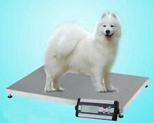 150 kg Vet Veterinary Animal Greyhound Dog Scale Floor Scales 900 * 600