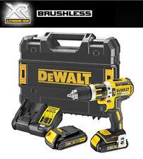 Dewalt 18V XR Brushless Combi Hammer Drill Kit Inc: 2x Li-ion XR batteries *NEW*
