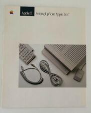 Apple II GS - Setting Up Your Apple IIGs User Guide