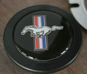 Horn Button fits FORD MUSTANG Fits MOMO RAID SPARCO NRG Steering Wheel Shelby