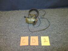 PELTOR COMTAC II MT15H68FB19 MILITARY SPEC OPS HEADPHONES HEADSET AIRCRAFT USED