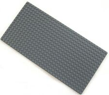 NEW DARK GRAY LEGO BASEPLATE 16X32 dot base board 10x5 inch plate