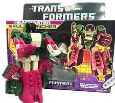 Transformers G1 Headmaster Skullcruncher Reissue Toy Action Figure New