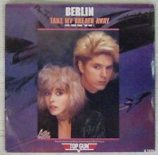Top Gun 45 tours Berlin 1986