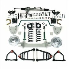 1949 50 51 52 53 54 Chevy Truck mustang II IFS front end kit suspension power ++