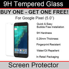 """Premium Quality Tempered Glass screen protector for Google Pixel (5.0"""")"""