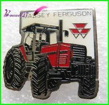 Pin's pins Badge Tracteur Tractor ferme farm  MASSEY FERGUSON    #E4