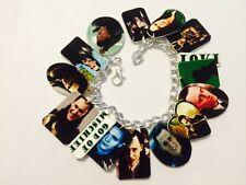 Loki Tom Hiddleston Thor God Of Mischief Loaded Handmade Bracelet Plastic Charms