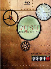 Rush: Time Machine - Live in Cleveland (DVD, 2011) SEALED