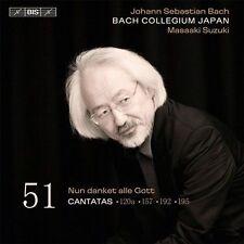 Bach: Cantatas, Vol. 51 Super Audio Hybrid CD (CD, Aug-2012, BIS (Sweden))