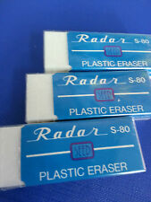 CRAZY SALES Light 5 pcs x Pentel Hi-Polymer AIN Rubber Erasers ZETL07