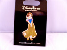 Disney * PRINCESS SNOW WHITE * Standing in Glitter Gown * New On Card
