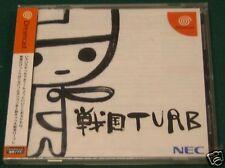 Videogame Dreamcast SENGOKU TURBO NTSC JAP NEW & SEALED