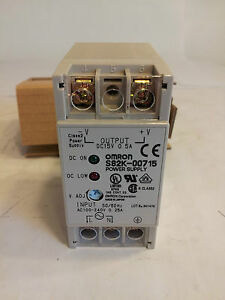 Omron S82 K-00715 Automated Power Supply Switch Mode Brand New In Box