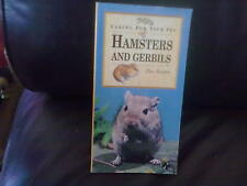 Hamsters and Gerbils-Don Harper Paperback English Reference Salamander 1996