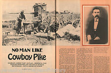 George W. Pike - There Was Nobody Like Him In The West