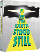 The Day the Earth Stood Still - Limited Edition Steelbook Blu-ray / Out of Print