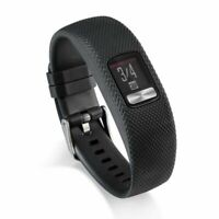 Silicone Watch Band Strap Bracelet For Garmin VivoFit 4 Fitness Activity Tracker