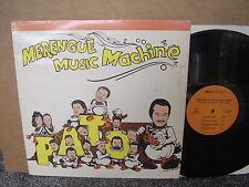 Máquina de música merengue – Pato Orig hittmakers HM 72'88 US LP Latin Rock Funk