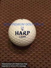 LOGO GOLF BALL-HARP LAGER....BEER