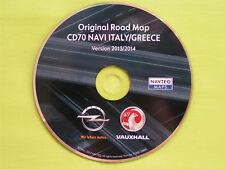 NAVIGATION OPEL CD 70 NAVI ITALIEN 2014 ZAFIRA B ASTRA H CORSA SIGNUM VECTRA TOP